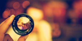 Как делать классные фотографии с эффектом размытия