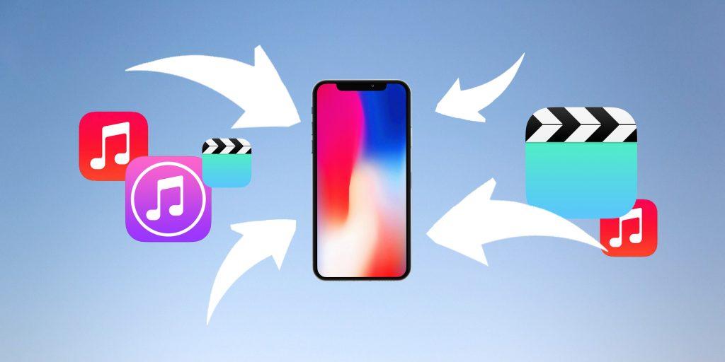 Как на iPhone скачивать медиафайлы из соцсетей и других источников