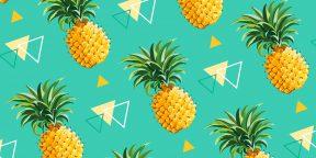Как почистить и порезать ананас: пошаговая инструкция с видео