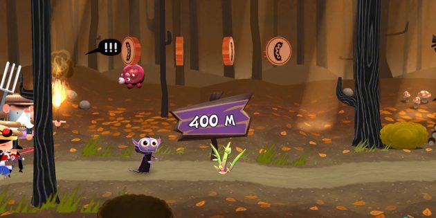 Мобильные игры про вампиров: Le Vamp