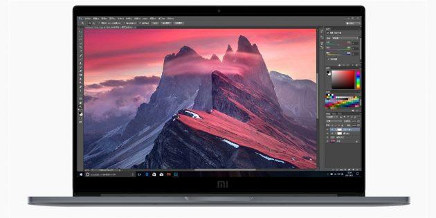 Какой ноутбук Xiaomi выбрать: Xiaomi Mi Notebook Pro15,6″ GTXEdition
