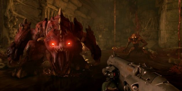 Игры на Nintendo Switch: DOOM