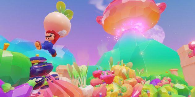 Игры на Nintendo Switch: Super Mario Odyssey