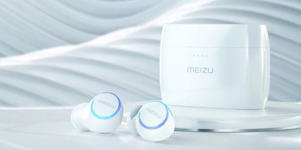 Спортивные наушники Meizu POP TW50