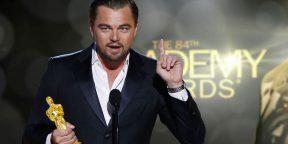 От «Быстрого и мёртвого» до «Выжившего»: 20 лучших фильмов Леонардо Ди Каприо