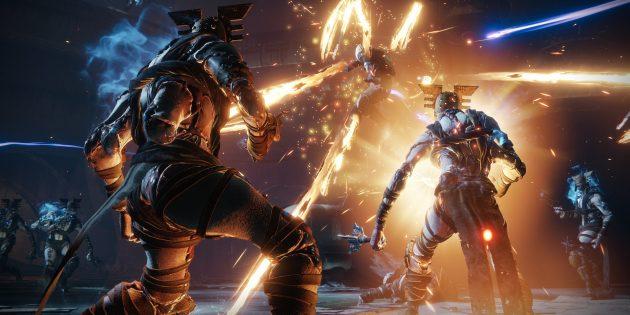 Игры про космос: Destiny 2