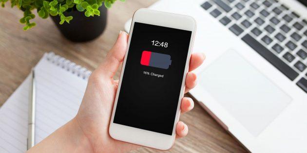 Ёмкость аккумулятора смартфона: неполные циклы перезарядки