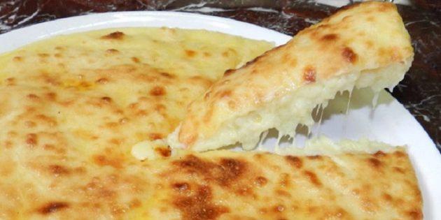 Рецепты: осетинские пироги с сыром