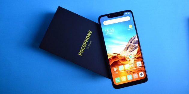 Гаджеты 2018года: Xiaomi Pocophone F1