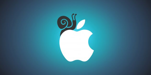 Работа iPhone может специально замедляться. Как выяснить это и устранить проблему