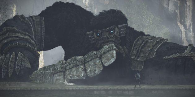Топ лучших игр 2018года: Shadow of the Colossus