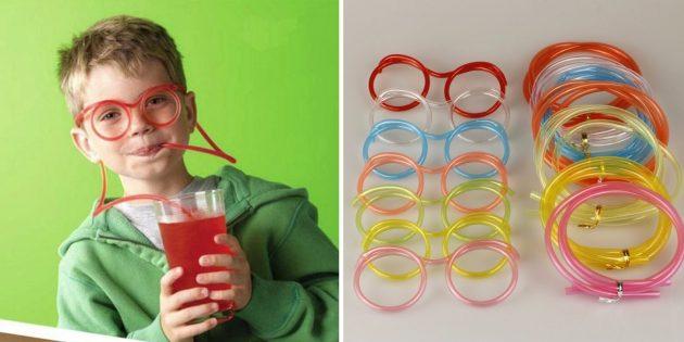 что подарить ребёнку: Трубочки для напитков