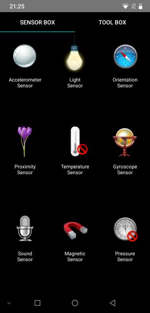 Сенсоры UMIDIGI Z2 Pro