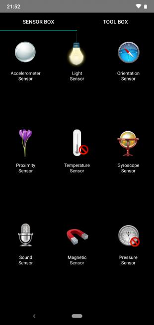 Обзор Nokia 6.1 Plus: Сенсоры