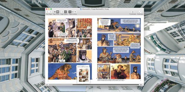 Приложения для чтения комиксов: SimpleComic