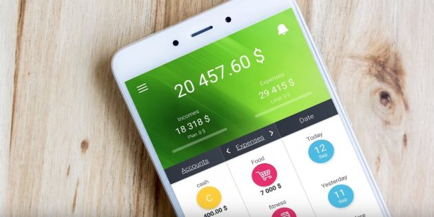 Cubux 2 — семейная бухгалтерия на Android-смартфоне и в браузере