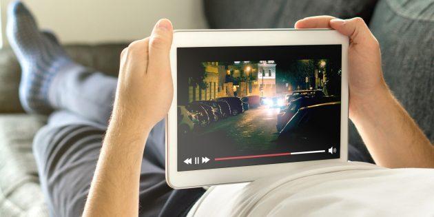 Почему планшеты актуальны: Просмотр видео