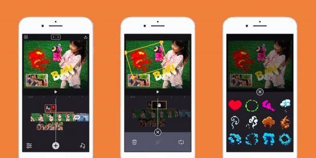 Twinkling — простой видеоредактор с фильтрами и анимацией