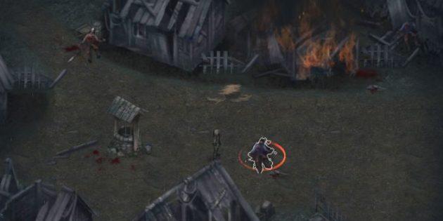 Игры про вампиров для Android и iOS: Vampire's Fall: Origins