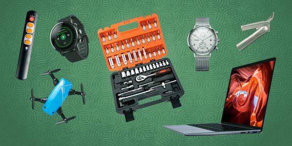 Всё для мужика: утеплённые брюки, USB-хаб и беспроводные наушники