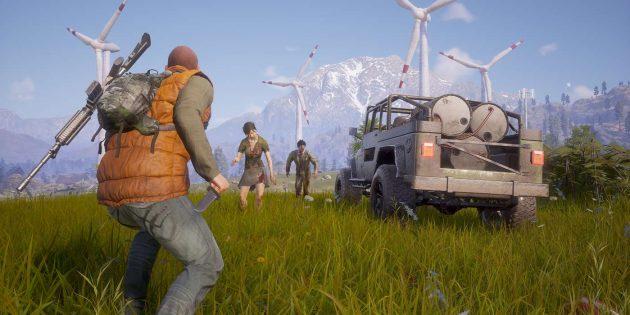 Игры про выживание: State of Decay2