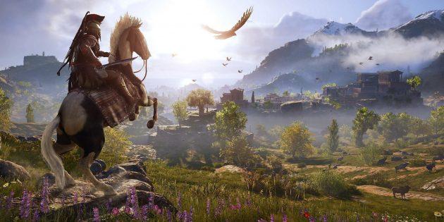 Топ лучших игр 2018года: Assassin's Creed Odyssey