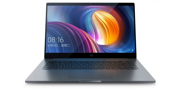 Какой ноутбук Xiaomi выбрать: Xiaomi Mi Notebook Pro15,6″