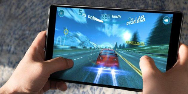 Почему планшеты актуальны: Мобильные игры