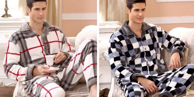 Пижамы для него