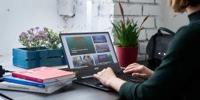 Обзор Acer Swift 7 — премиального ноутбука толщиной со смартфон
