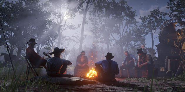 Red Dead Redemption 2: персонажи