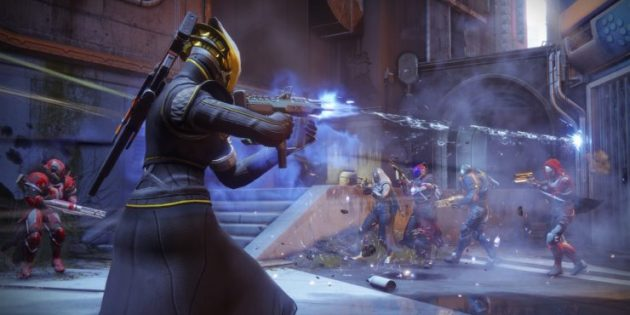 ПК-версию фантастического онлайн-боевика Destiny 2 раздают бесплатно