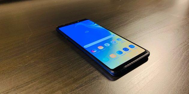 Samsung Galaxy A9: Дисплей