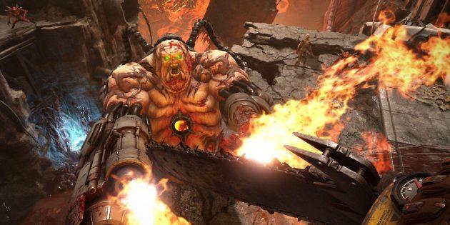 Самые ожидаемые игры 2019: Doom Eternal