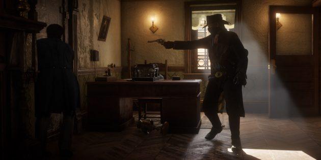 Лучшие игры по версии Time: Red Dead Redemption 2