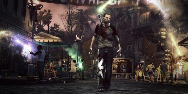 Игры про вампиров для ПК и консолей: Infamous: Festival of Blood