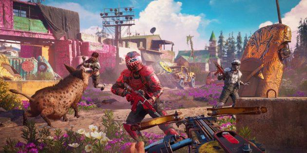 Самые ожидаемые игры 2019: Far Cry: New Dawn