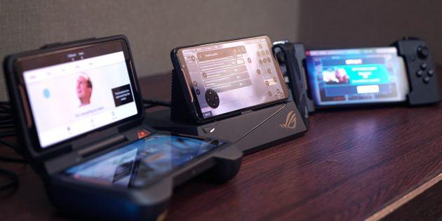 Лучшие Android-смартфоны 2018: Asus ROG Phone