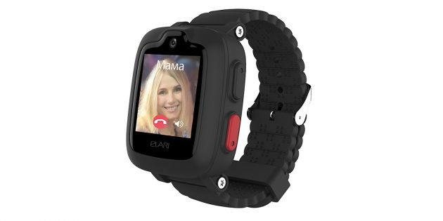 Что подарить на Новый год: детские часы Elari KidPhone 3G