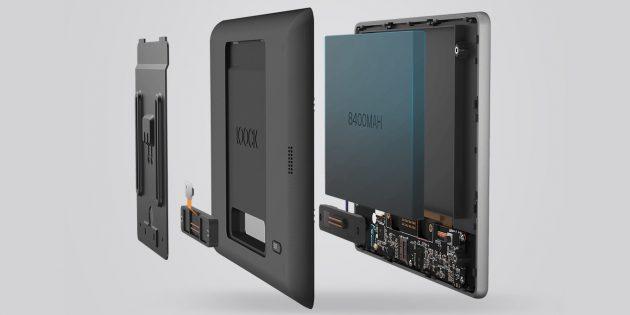 дверной глазок Xiaomi: Аккумулятор