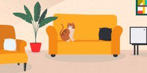 10 лайфхаков, которые помогут организовать жилое пространство