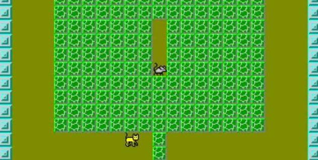 Классические игры для Android и iOS: Rodent's Revenge