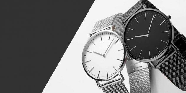Xiaomi представила классические наручные часы за 1 700 рублей