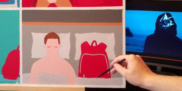 Антон Гудим: Я рисую мышкой.