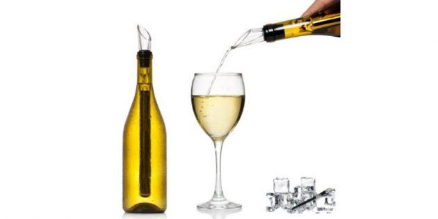 Палка для охлаждения шампанского