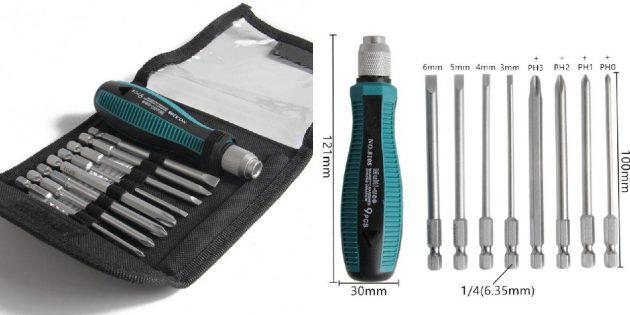 Всё для мужика: набор инструментов