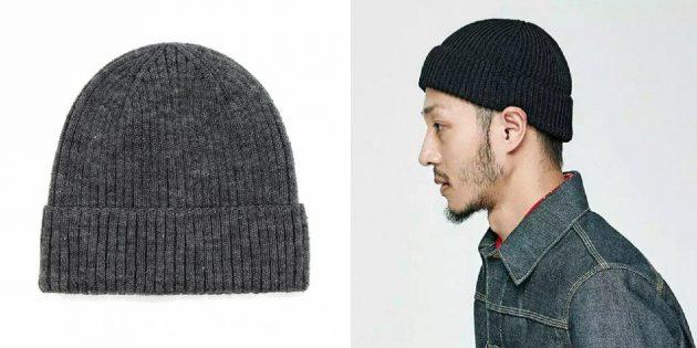 Всё для мужика: шапка