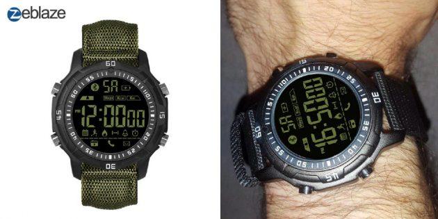 Всё для мужика: наручные часы