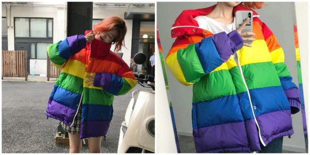 Oversize-куртка