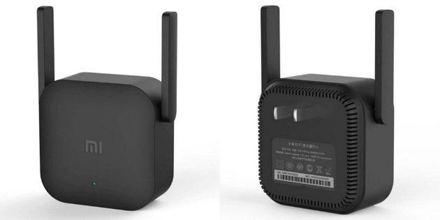 Усилитель Wi-Fi сигнала Xiaomi Pro WiFi Amplifier 300M 2.4G